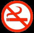 禁煙推進宣言ロゴ